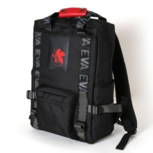 RADIO EVA EVANGELION RUCK SACK with SYMBOL TAG by FIRE FIRST 旅行包(日本直送)