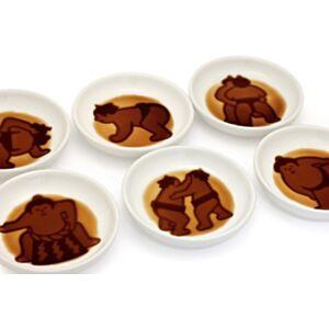 相撲醬油碟(日本直送)
