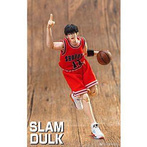 大聖 模型 SLAM DUNK 男兒當入樽 可動 Figure 流川楓