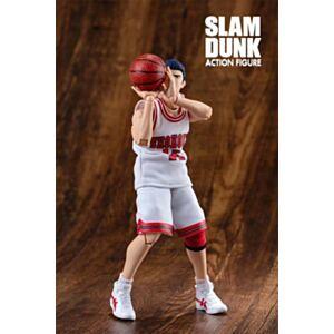大聖模型 SLAM DUNK 男兒當入樽 可動 Figure 三井壽(白色球衣)