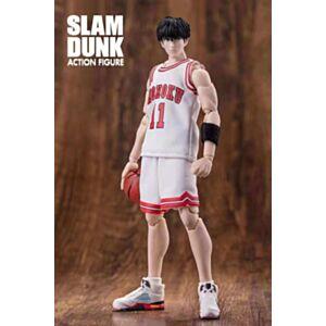 大聖模型 SLAM DUNK 男兒當入樽 可動 Figure 流川楓(白色球衣)