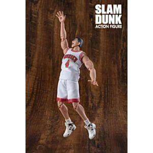 大聖模型 SLAM DUNK 男兒當入樽 可動 Figure 赤木剛憲大猩猩(白色球衣)