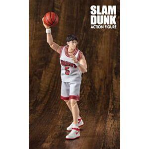 大聖模型 SLAM DUNK 男兒當入樽 可動 Figure 木暮公延(白色球衣)