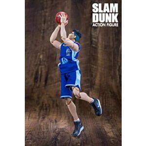 大聖模型 SLAM DUNK 男兒當入樽 陵南 福田吉兆(藍色球衣)