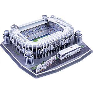 立體拼圖足球場 皇家馬德里 班拿貝球場