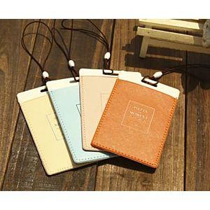 韓國旅行行李牌